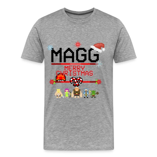 dise--o_kmisa - Men's Premium T-Shirt