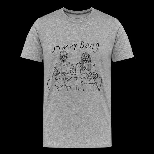 jimmy bong rivals - Men's Premium T-Shirt