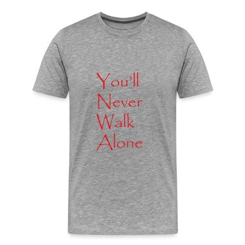 YNWA - Men's Premium T-Shirt