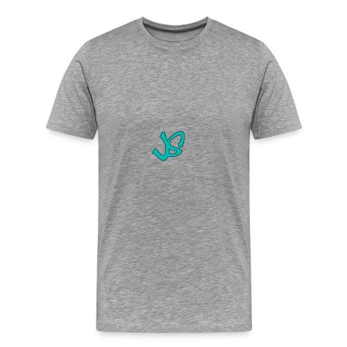 Signature Logo - Men's Premium T-Shirt