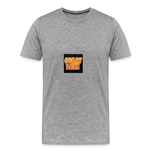 gummybairr logo - Men's Premium T-Shirt