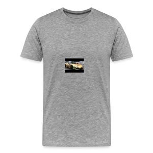 Ima_Gold_Digger - Men's Premium T-Shirt