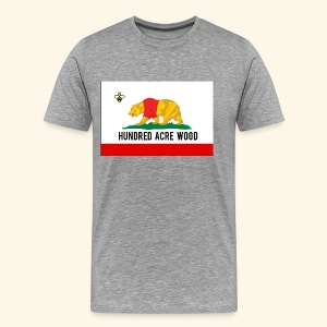 Golden Honey State - Men's Premium T-Shirt