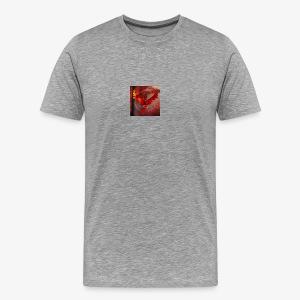 Pudgi - Men's Premium T-Shirt