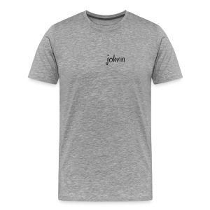 johnn merch - Men's Premium T-Shirt