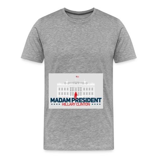 Madam President - Men's Premium T-Shirt