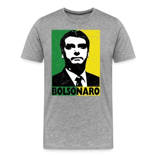 Jair Bolsonaro Presidente 2018 Brasil - Men's Premium T-Shirt