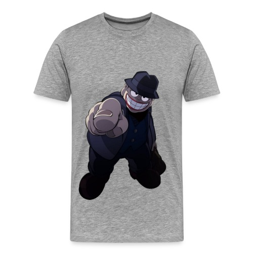 The Laughing Salesman - Men's Premium T-Shirt