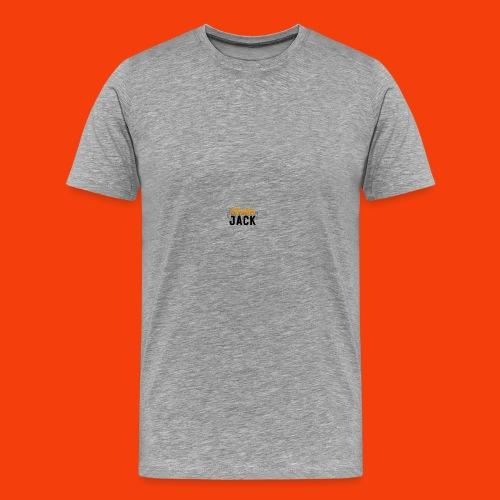 monster jack logo - Men's Premium T-Shirt