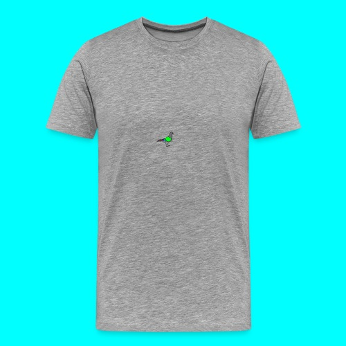 Pigeon - Men's Premium T-Shirt