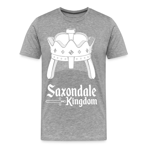 Saxondale - Men's Premium T-Shirt