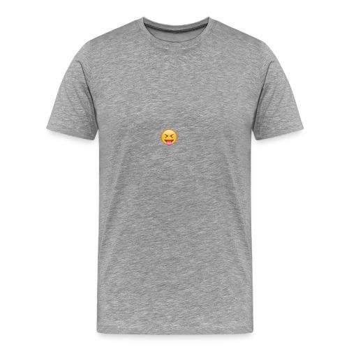 Blah - Men's Premium T-Shirt