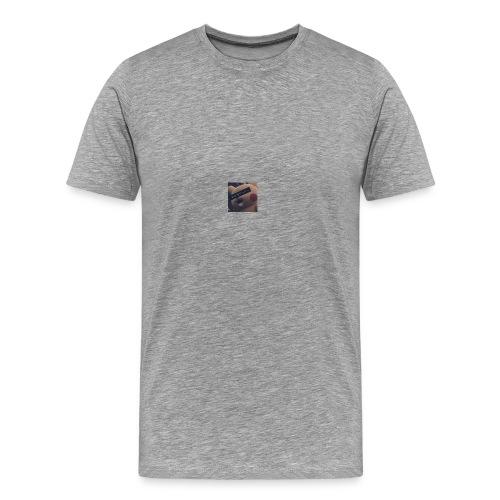 hey hello im chinese - Men's Premium T-Shirt