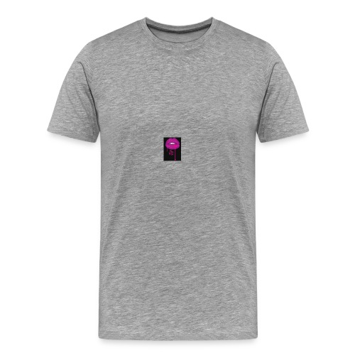 lean kiss - Men's Premium T-Shirt