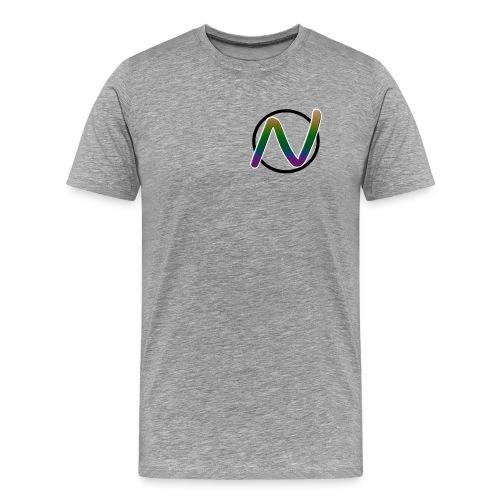 N Shirt #NaDeNaTIon (3 Colors) - Men's Premium T-Shirt