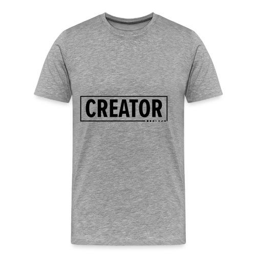 Creator - Men's Premium T-Shirt