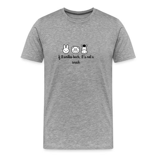 SMILE BACK - Men's Premium T-Shirt