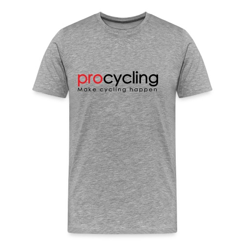 procycling luxembourg - Men's Premium T-Shirt