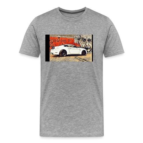 S550mustangGT - Men's Premium T-Shirt