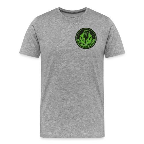 Classic SDAO Logo - Men's Premium T-Shirt