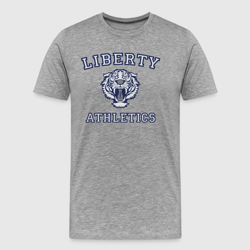 13 Reasons Why - Liberty Athletics - Men's Premium T-Shirt