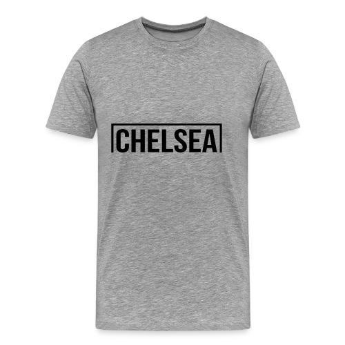 Goal Chelsea Black - Men's Premium T-Shirt