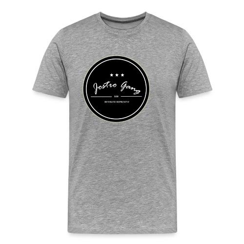Custom Jostro Gang Betekom Represent - Men's Premium T-Shirt