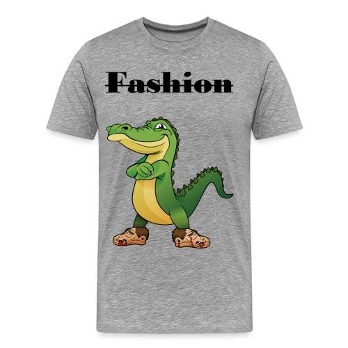 Fuck Animal Fashion 3 - Men's Premium T-Shirt