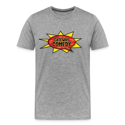 Gateway Comedy Shirt Design - Men's Premium T-Shirt