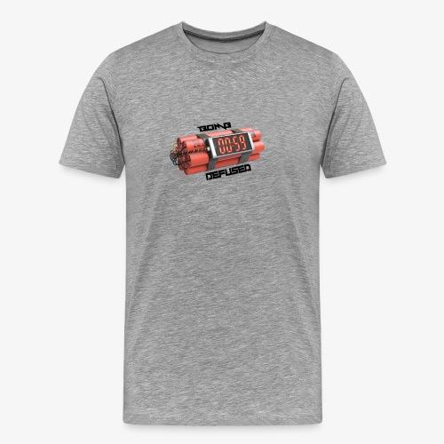 Bomb Defused!! - Men's Premium T-Shirt