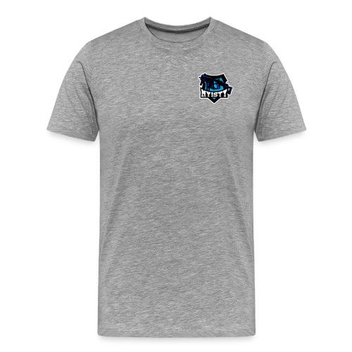 Myisty blue - Men's Premium T-Shirt