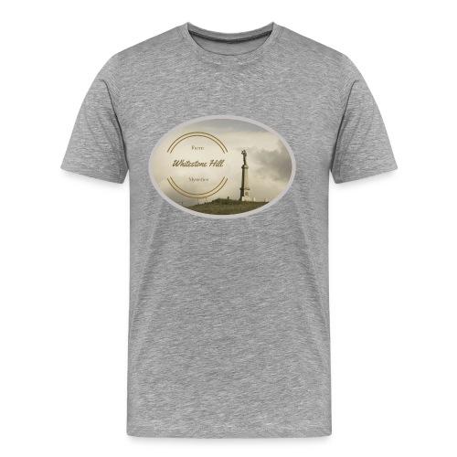 Whitestone Hill Farm Mysteries - Men's Premium T-Shirt
