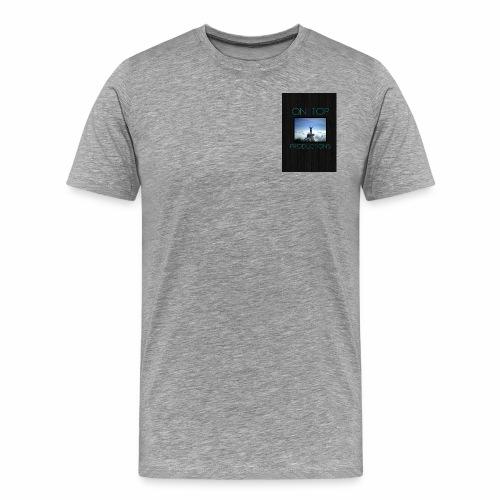 ot logo - Men's Premium T-Shirt