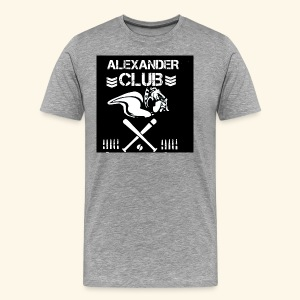 AHS CLUB T'S - Men's Premium T-Shirt
