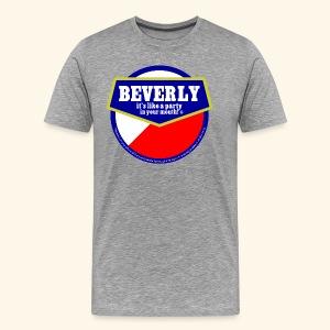 beverly - Men's Premium T-Shirt