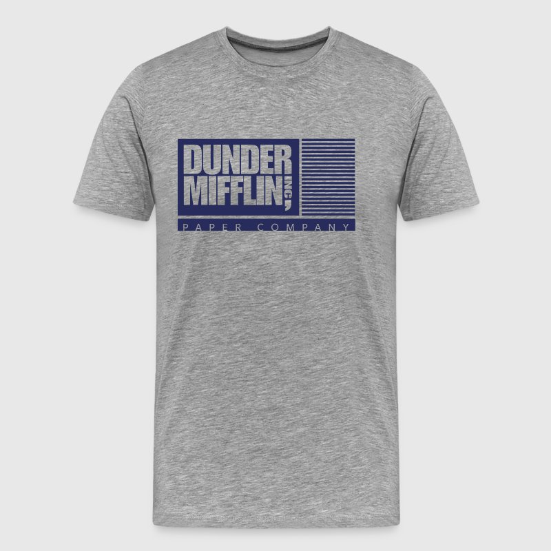 Dunder Mifflin, Inc. - Men's Premium T-Shirt