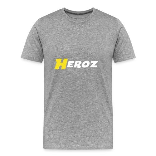 Heroz - Men's Premium T-Shirt