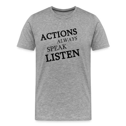 Brand Affiliate - Men's Premium T-Shirt
