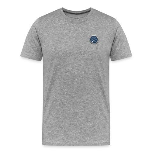 Flightradar24 Logo - Men's Premium T-Shirt