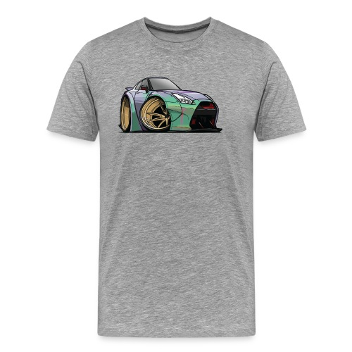 R35 GTR - Men's Premium T-Shirt