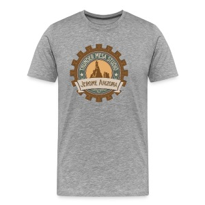 Thunder Mesa Studio Gear Logo - Men's Premium T-Shirt