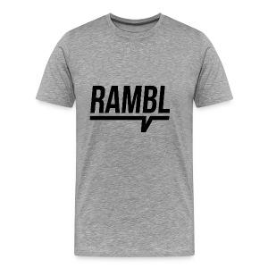 RAMBL - Men's Premium T-Shirt