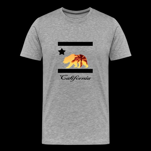 estampa carlifornia 2 - Men's Premium T-Shirt