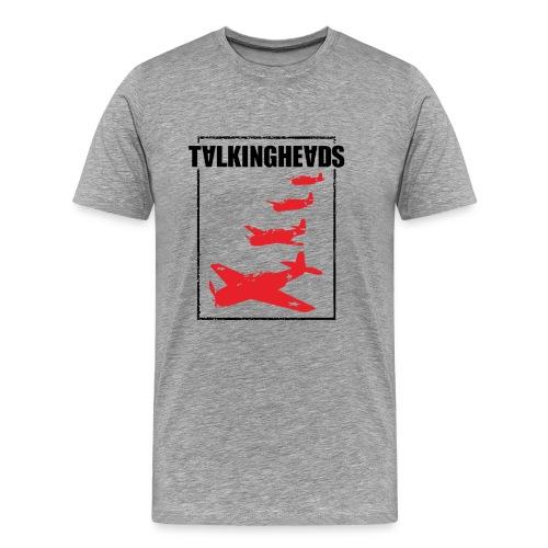 Talking Heads - Men's Premium T-Shirt