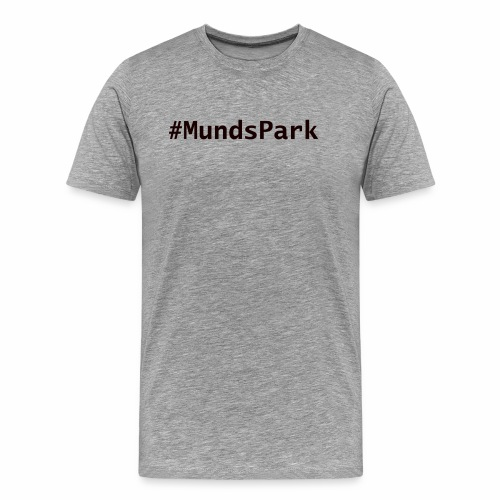 #MundsPark - Men's Premium T-Shirt