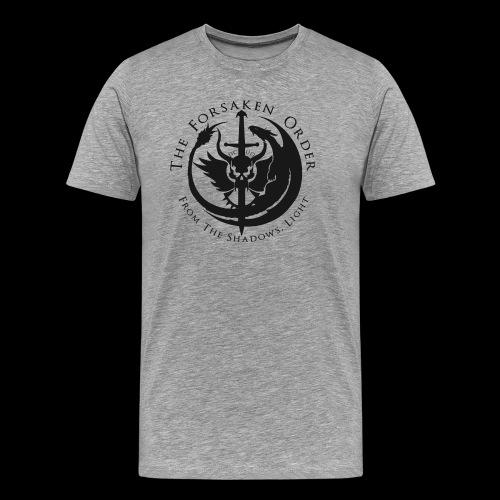 TFO Black Large - Standard - Men's Premium T-Shirt
