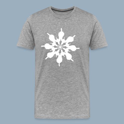 Birdflake - Men's Premium T-Shirt