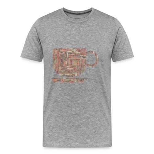 [2800+Sold] Just Love Coffee - Men's Premium T-Shirt
