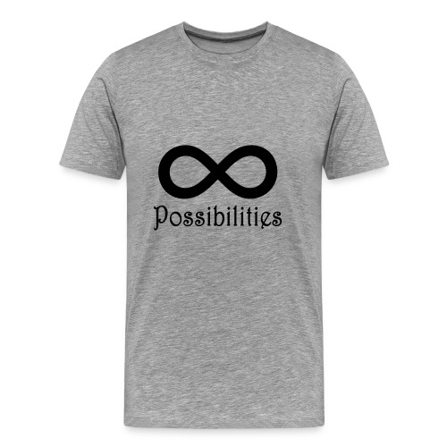Infinite Possibilities T-Shirt - Men's Premium T-Shirt