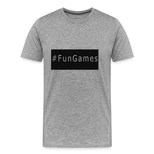 -FunGames - Men's Premium T-Shirt
